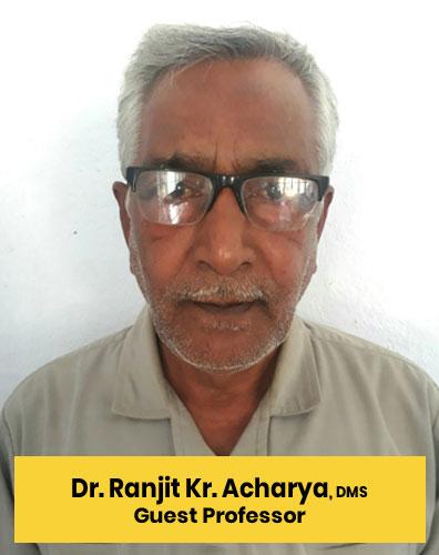1 Ranjit Kr. Acharya