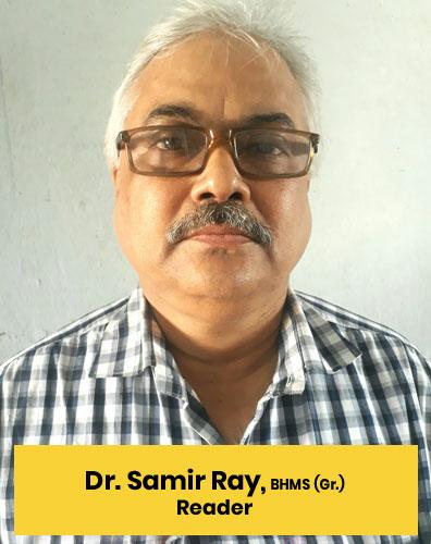 2 DR. SAMIR RAY