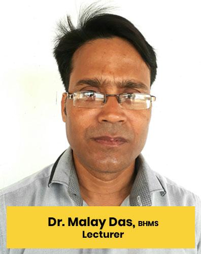 3 DR. MALAY DAS