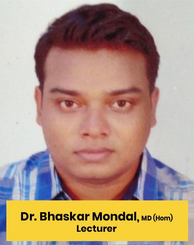 3 Dr. Bhaskar Mondal
