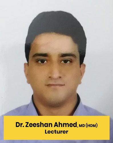 3 Dr. Zeeshan Ahmed