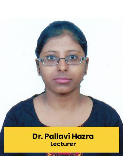 Dr. Pallavi Hazra